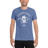 Vibrant Tri-Blend T-shirt (more colors) - Farm Hard or Die
