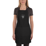 Farm Hard or Die Embroidered Apron - Farm Hard or Die