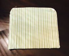 COTTON GREEN POUCH