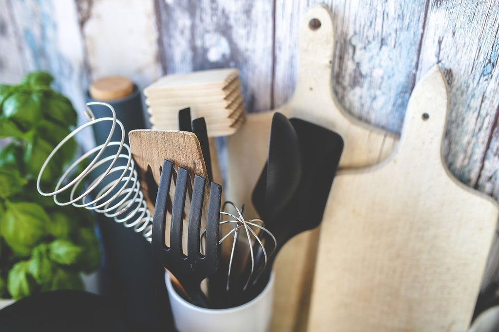 Kitchen Accessories + Décor