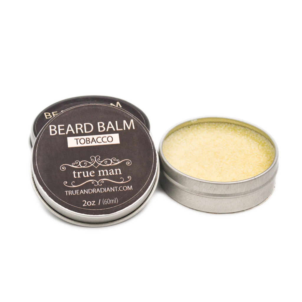 True Man Beard Balm