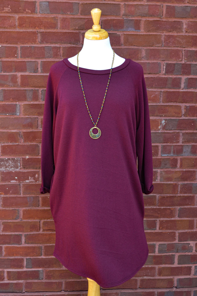 Pocket Dress/Tunic