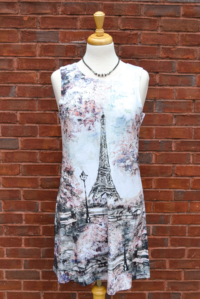 Paris Spring Dress