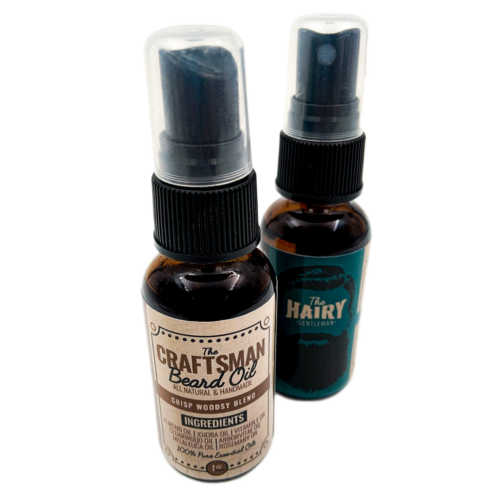 All-Natural Beard Oil
