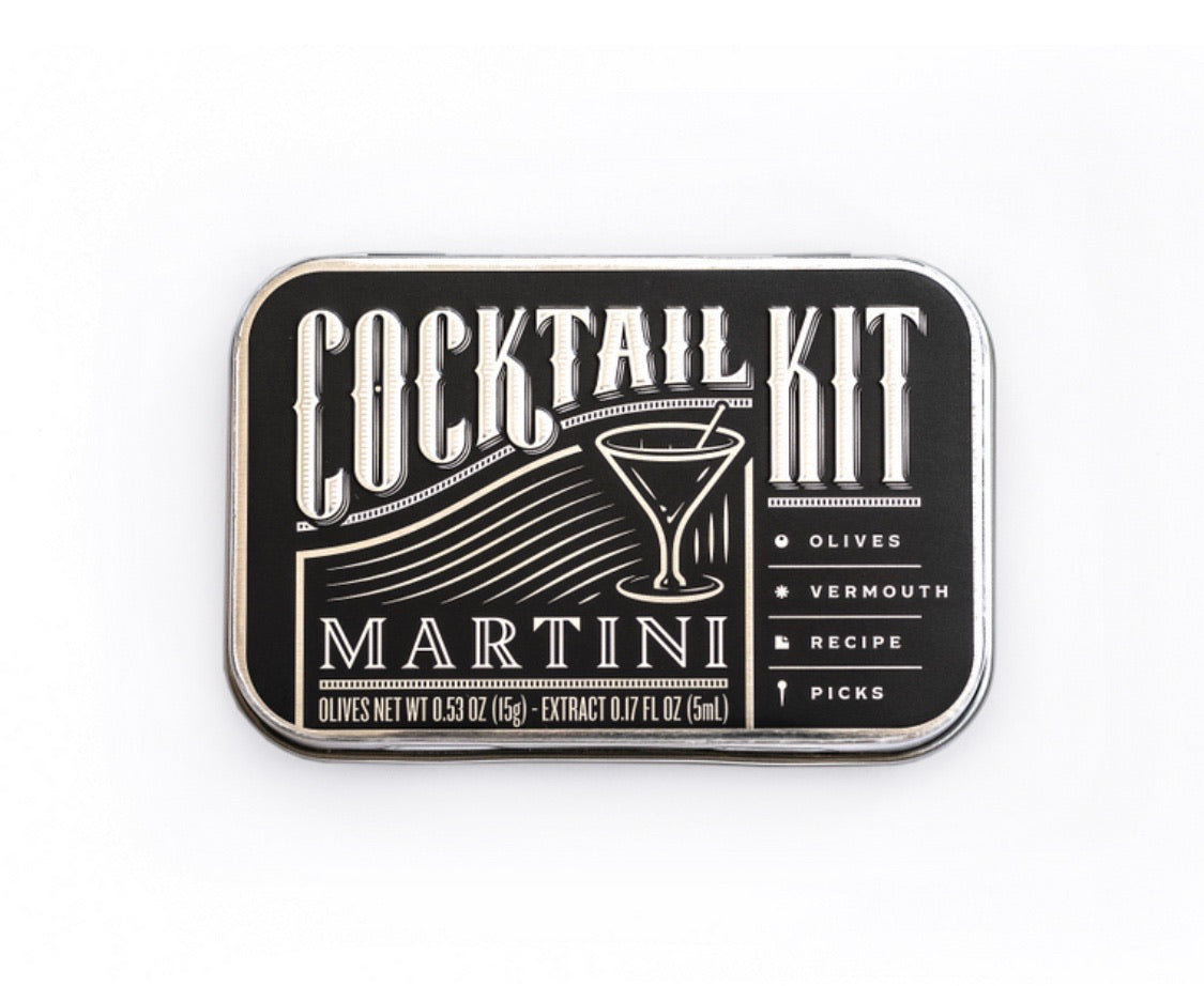 Cocktail Kit To Go