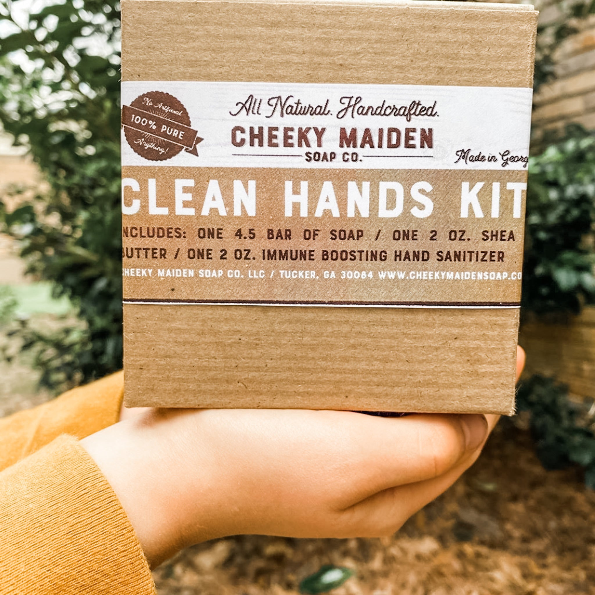 Clean Hands Kit