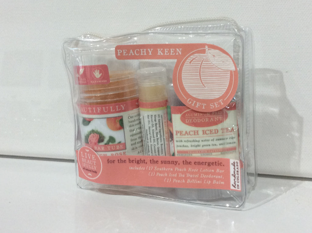 Peachy Keen Travel Pack