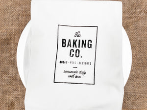 The Baking Company Dish Towel