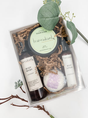 True and Radiant Gift Set