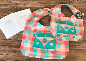 Love Bug Bib Small