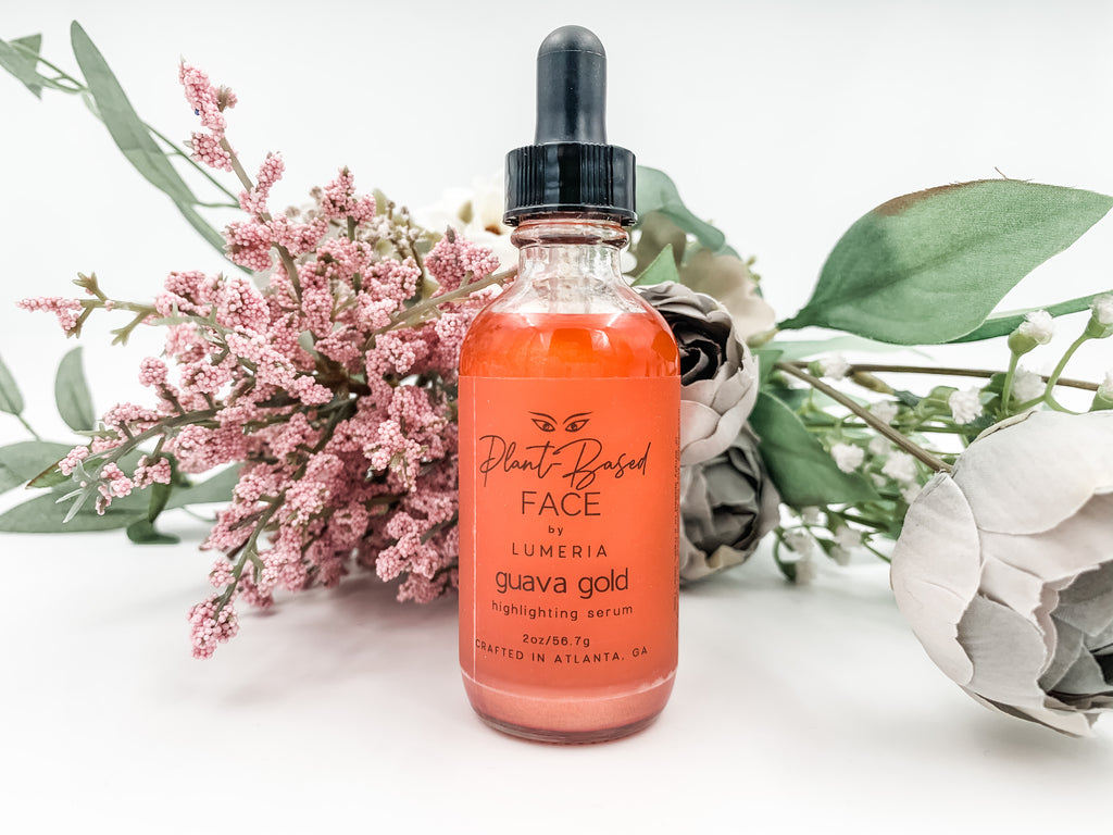 Plant Based FACE Highlighting Serum