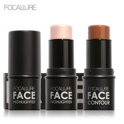 Focallure Bling Highlighter Stick All Over Shimmer Highlighting Powder Creamy Texture