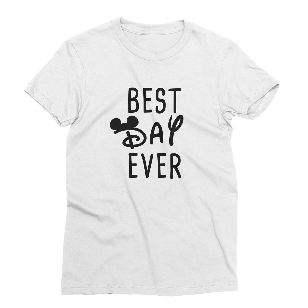 Best Day Ever! t-shirt (kids, mens & ladies sizes available)