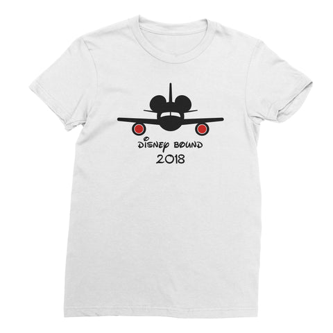 Disney Bound Airport Family - t-shirt (kids, mens & ladies sizes available)