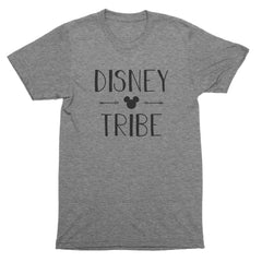 Disney Tribe Family - t-shirts (kids, mens & ladies sizes available)