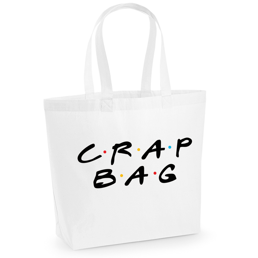 Crap Bag Tote/Shopper.