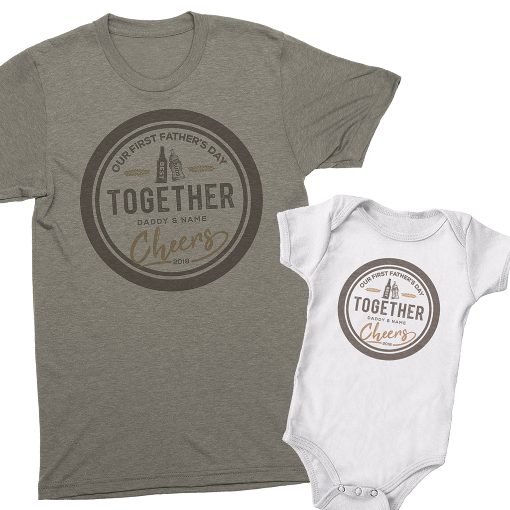 7aa1465b Our First Father's Day - Personalised gift- 2019 – A.C designs ltd