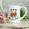 Image of Hey All You Cool Cats & Kittens funny coffee/tea Mug.