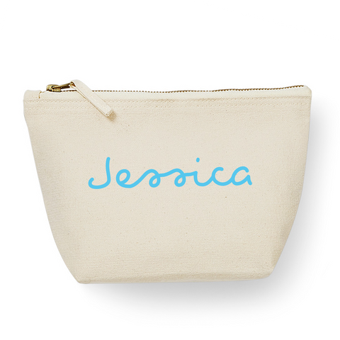 Personalised Canvas Wash Bag - #summerready