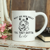Image of Why are men great til they gotta be ate funny coffee/tea Mug.