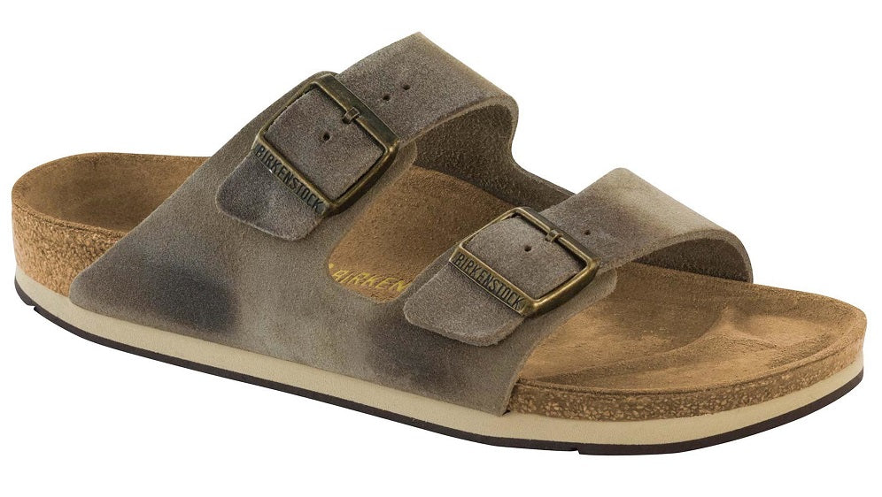 ARIZONA SPORT - TAUPE WAXED SUEDE -1000664 (Regular)