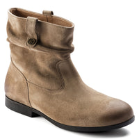 SARNIA BOOT - TAUPE WAXED SUEDE (Regular Width)1006923