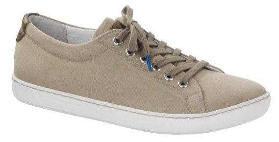ARRAN CANVAS SHOE - KHAKI 1008555 (Regular)