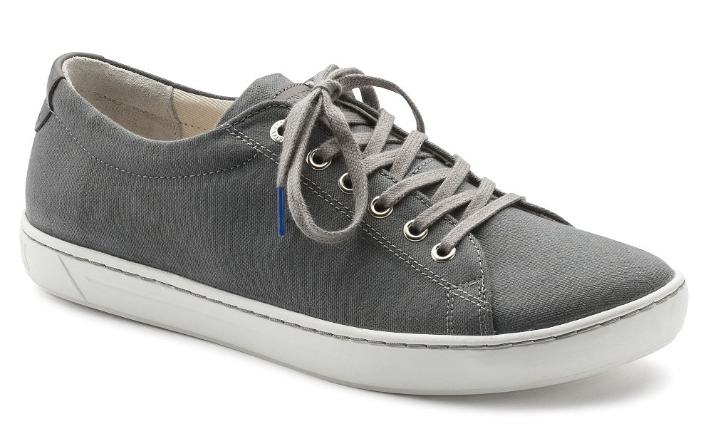 ARRAN CANVAS SHOE - GREY 1008559 (Regular)