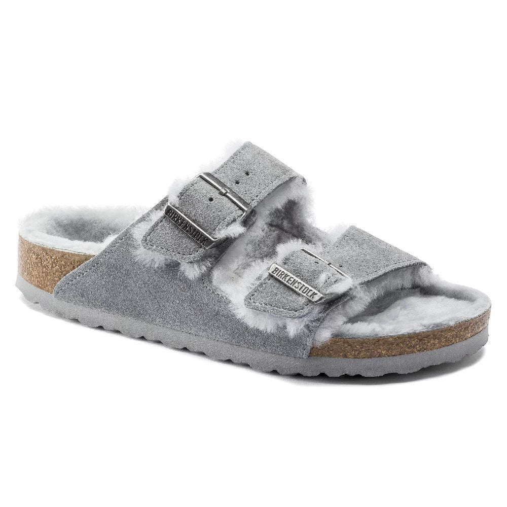 ARIZONA DOVE GRAY SHEARLING  - 1015414 (Narrow)