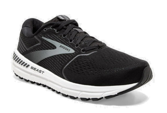 BROOKS  BEAST '20 - 110327051 - BLACK/EBONY/GREY