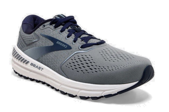 BROOKS BEAST`20 - 110327491 - BLUE/GREY/PEACOAT