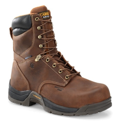 "8"" BRUNO COMPTOE WORK BOOT - DARK BROWN CA8520"