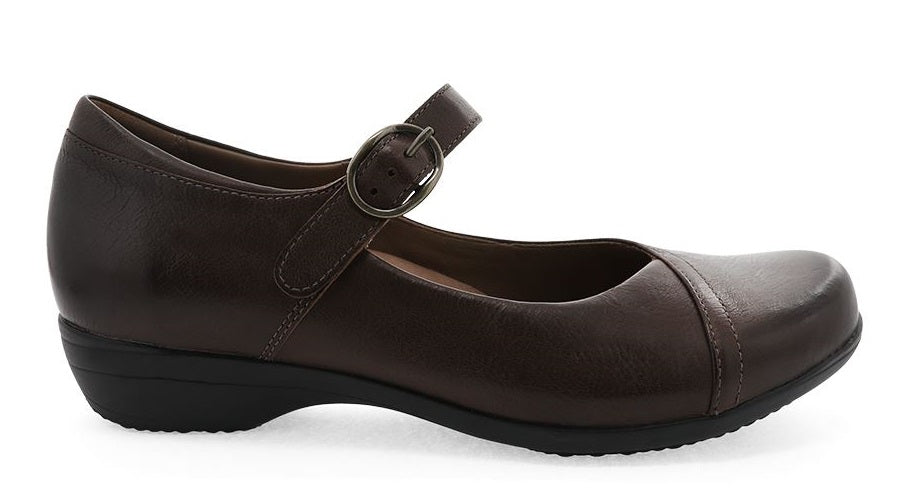 Fawna - Chocolate Burnished Calf  5501-230200