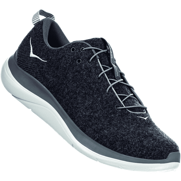 women's wool Hoka athletic shoe