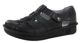 PESCA LEATHER- BLACK BUTTER (PES-641)