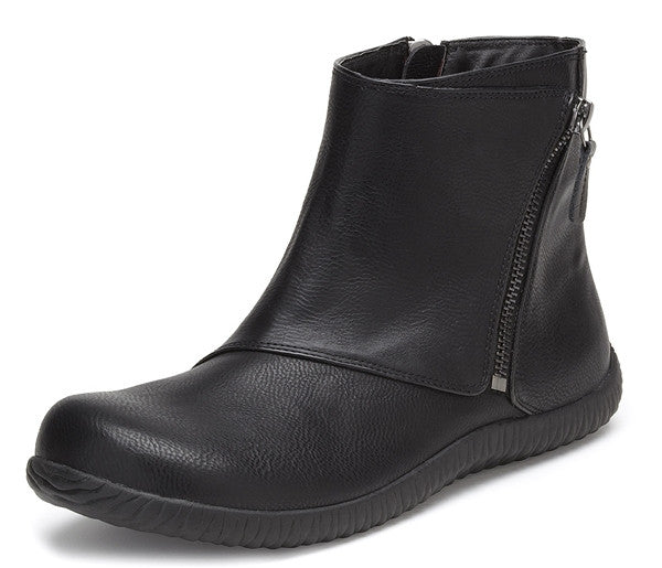 Stacey - Low Cut Boot - Black 22STACEY