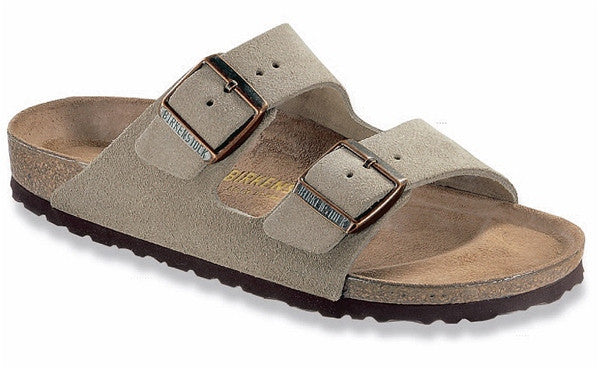 ARIZONA - Taupe Suede 51463 (Narrow)