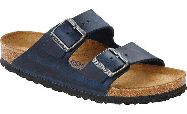ARIZONA INSIGNIA BLUE OILED LEATHER SFB - 752763(Narrow)
