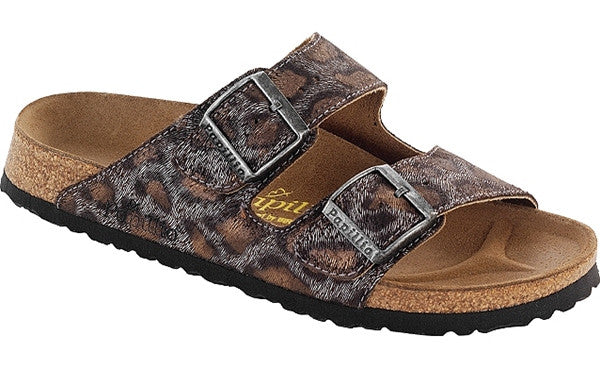 053bb6b1abf0 ARIZONA LEOPARD ANTIQUE LEATHER 363963(Narrow) | Smith's Shoes
