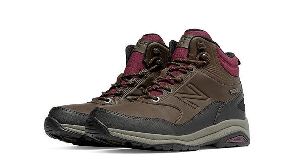 1400 TRAIL BOOT - DARK BROWN - WW1400DB