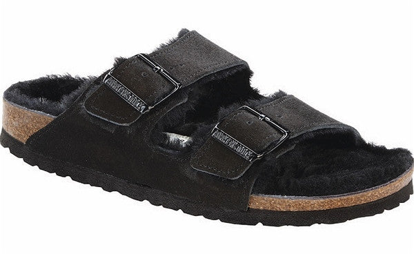 ARIZONA SHEARLING  - BLACK SUEDE 752661 (Regular)