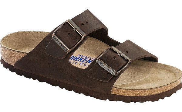 ARIZONA - HABANA OILED LTHR Soft Footbed - 452763 (Narrow)
