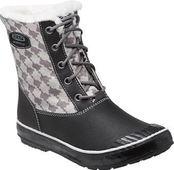 ELSA BOOT - HOUNDSTOOTH - 1015457