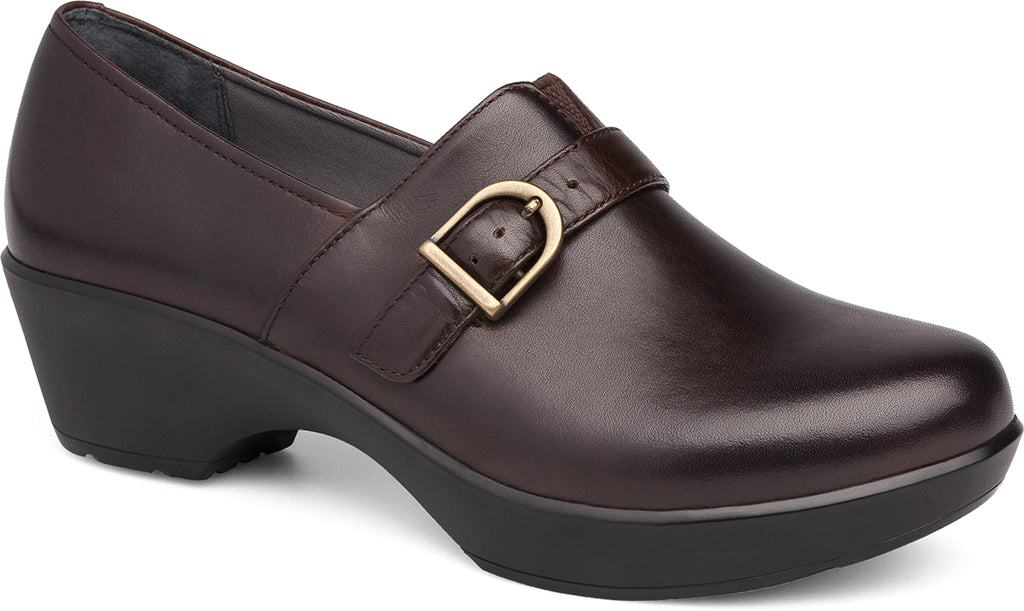 Jane - Choc Burnished Full Grain (9708-450202)