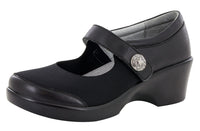 MAYA Stretch MJ -  BLACK NAPPA (MAY-601)