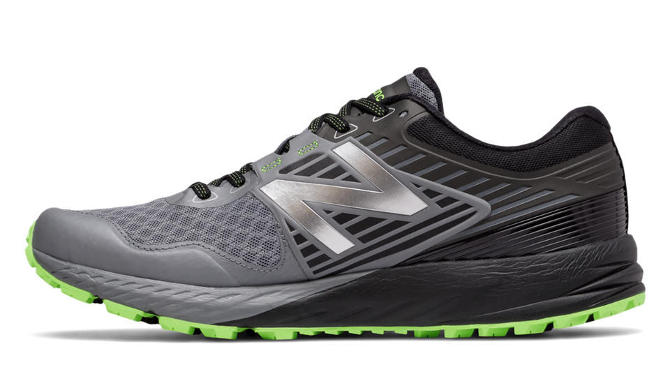 910v3 Neutral Trail - MT910GG4 - GUNMETAL/ENERGY LIME