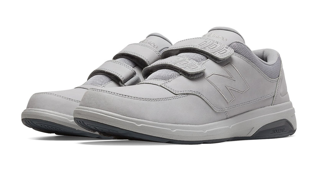 MW813HGY Walking Shoe - SILVER MINK/LEAD