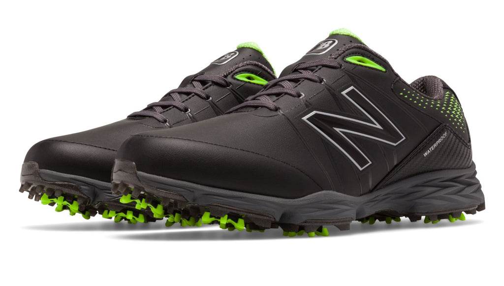 Golf Shoe - BLACK/GREEN NBG2004BKG