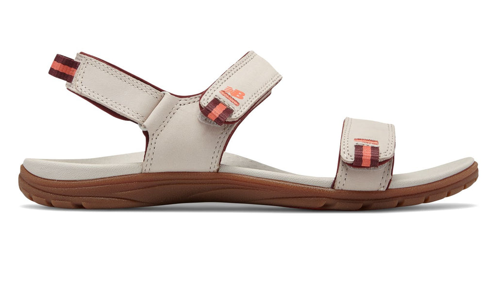 Women's Traverse Leather Sandal - TAUPE (wr2102tp)