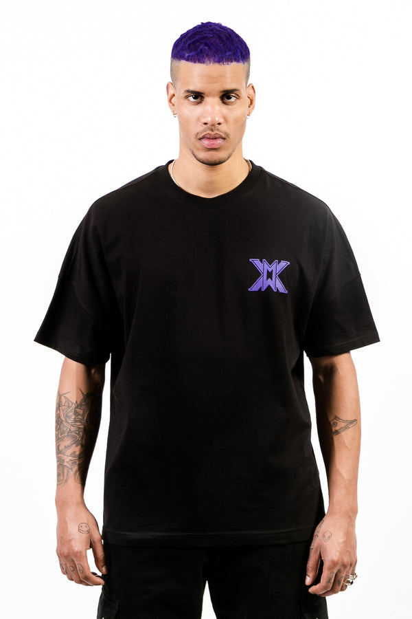 MUSO KUSO BLACK SIGNATURE T-shirt